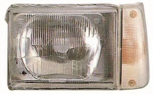 Фара основная DEPO 661-1118L-LD-EC