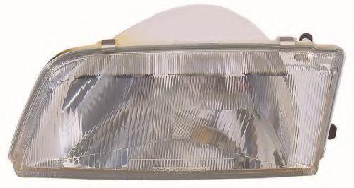 Фара основная H4 DEPO 552-1104L-LD-E