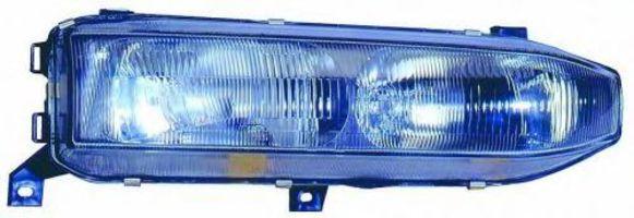 Фара основная H4/H1 DEPO 214-1125L-LD-E