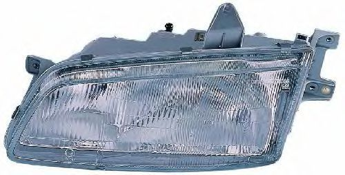 Фара основная DEPO 221-1115L-LD-E