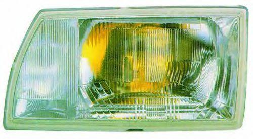 Фара левая DEPO 552-1101L-LD-EC
