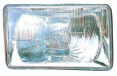 Основная фара LORO 6611109LLD5