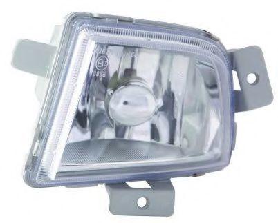 Фара противотуманная с лампой DEPO 235-2014L-UE