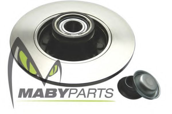 Тормозной диск MABY PARTS OBD313011