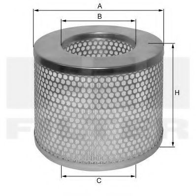 Воздушный фильтр FIL FILTER HP432