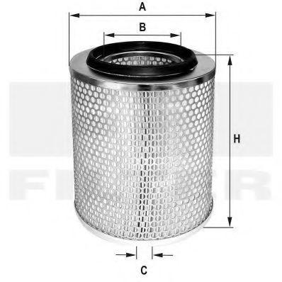 Воздушный фильтр FIL FILTER HP4620