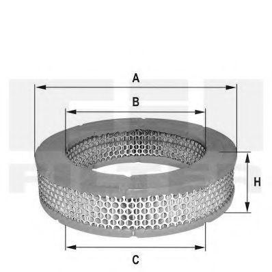 Воздушный фильтр FIL FILTER HPU730