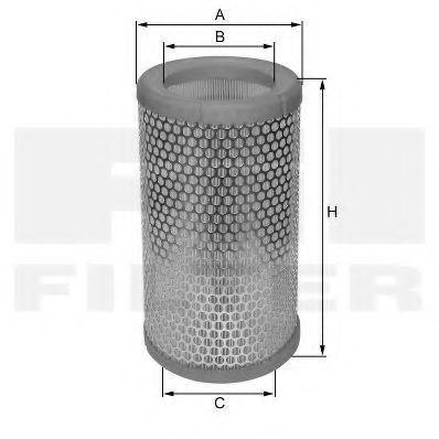 Воздушный фильтр FIL FILTER HPU490A