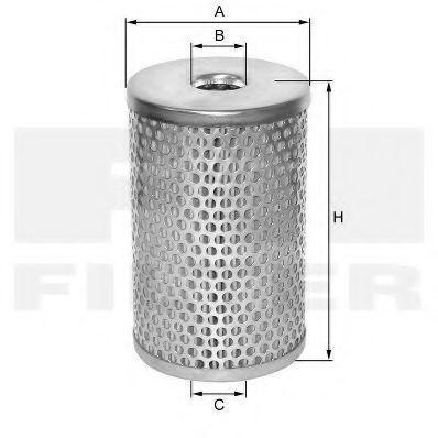Масляный фильтр FIL FILTER ML138