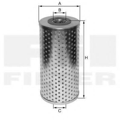 Масляный фильтр FIL FILTER ML126