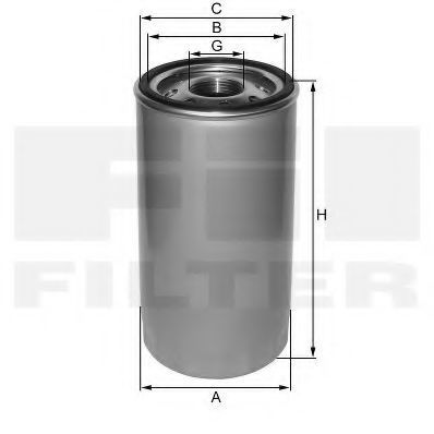 Масляный фильтр FIL FILTER ZP501