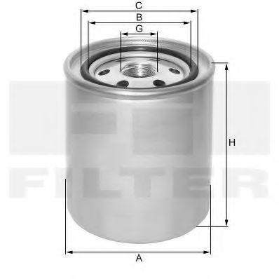 Топливный фильтр FIL FILTER ZP3001AF