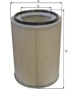 Воздушный фильтр GOODWILL AG1025