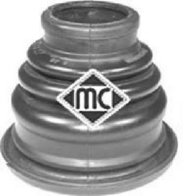 Пыльник ШРУС METALCAUCHO 00139