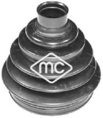 Пыльник ШРУС METALCAUCHO 00157