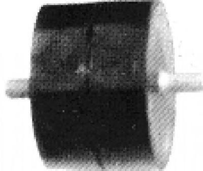 Подвеска, двигатель METALCAUCHO 00203