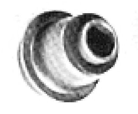 Подвеска, рычаг независимой подвески колеса METALCAUCHO 00230