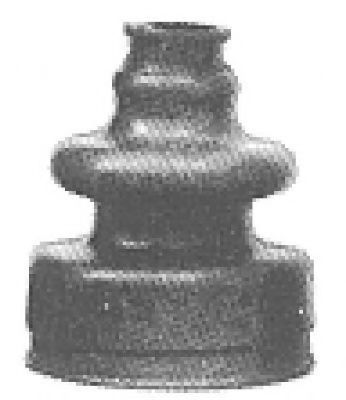 Пыльник ШРУС METALCAUCHO 00362