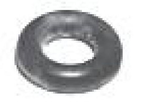 Кольцо глушителя стопорное METALCAUCHO 00366