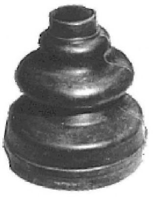 Пыльник ШРУС METALCAUCHO 00839