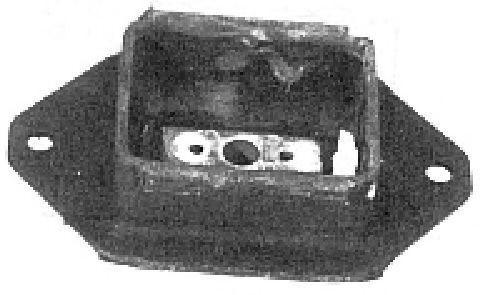 Подвеска, двигатель METALCAUCHO 00932