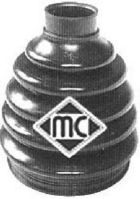 Пыльник ШРУС METALCAUCHO 01155