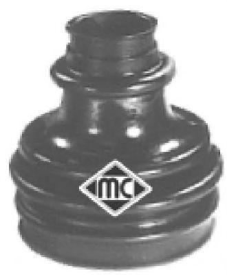 Пыльник ШРУС METALCAUCHO 01222