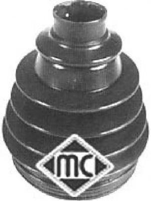 Пыльник ШРУС METALCAUCHO 01499