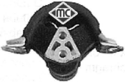 Опора двигателя METALCAUCHO 02496