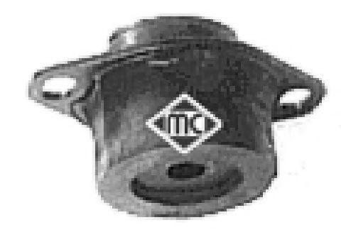 Кронштейн подвески двигателя METALCAUCHO 02786