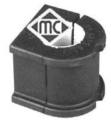 Втулка переднего стабилизатора METALCAUCHO 02799