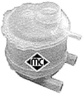 Бачок расширительный системы охлаждения METALCAUCHO 03500