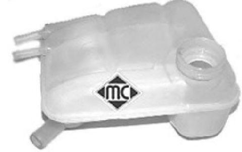 Бачок радиатора METALCAUCHO 03565