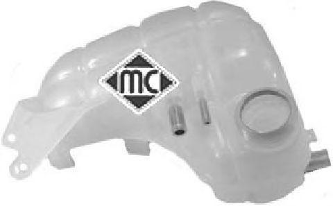 Бачок радиатора METALCAUCHO 03633
