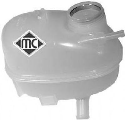 Бачок расширительный радиатора METALCAUCHO 03673