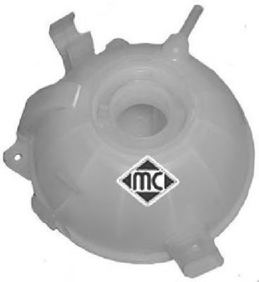 Бачок расширительный радиатора METALCAUCHO 03817