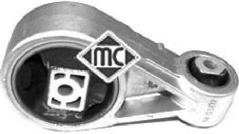 Опора КПП задняя METALCAUCHO 04106