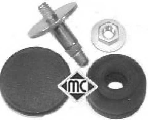 Фиксатор пластиковой крышки двигателя METALCAUCHO 04365
