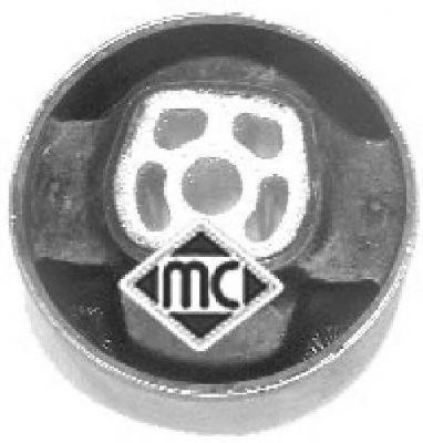 Кронштейн подвески двигателя METALCAUCHO 04428