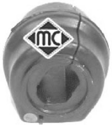 Втулка стабилизатора METALCAUCHO 04431