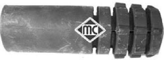 Пыльник с отбойником амортизатора METALCAUCHO 04589