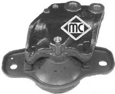 Опора двигателя METALCAUCHO 05198