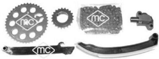 Ремкомплект цепи ГРМ METALCAUCHO 05672