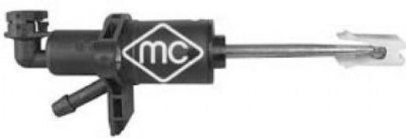 Цилиндр сцепления главный METALCAUCHO 05933