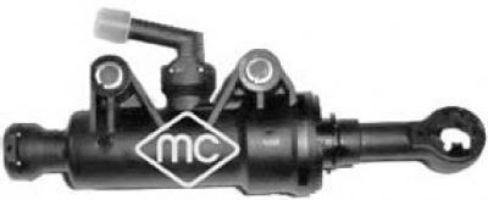 Цилиндр сцепления главный METALCAUCHO 05936