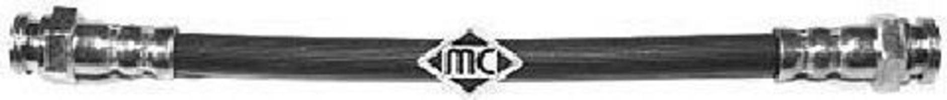 Шланг тормозной METALCAUCHO 96020