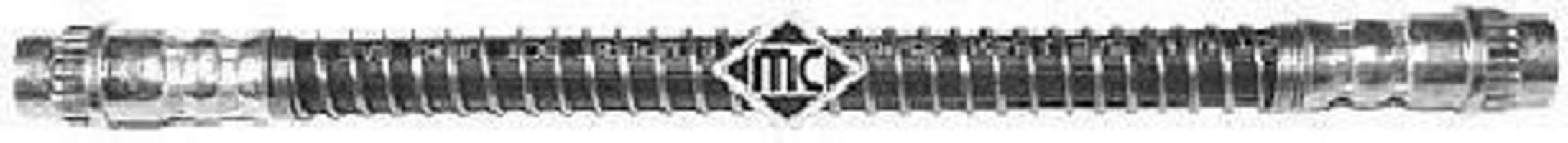 Шланг тормозной METALCAUCHO 96023