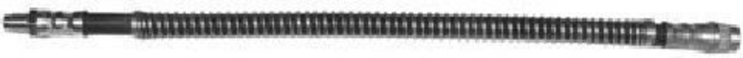 Шланг тормозной METALCAUCHO 96046