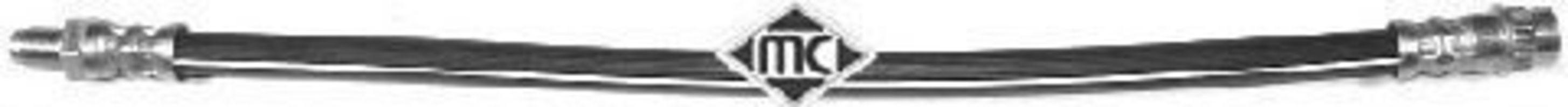 Шланг тормозной METALCAUCHO 96076