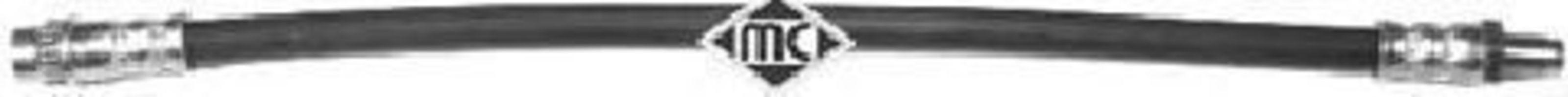 Шланг тормозной METALCAUCHO 96078